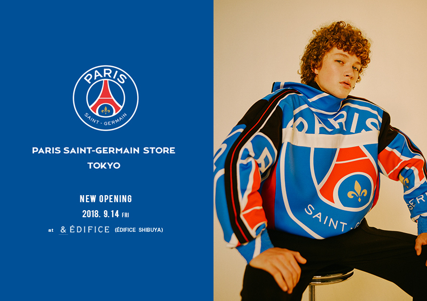 paris saint germain store tokyo topics baycrew s group